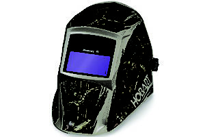 Hobart 770747 Discovery VS Graphic Camo Variable Auto-Dark Helmet Review