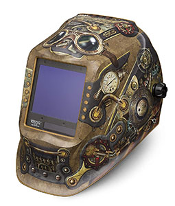 Lincoln Electric Viking 3350 Steampunk Welding Helmet Review
