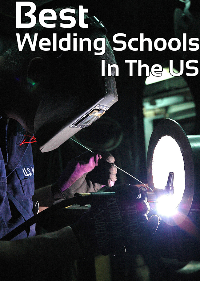 Best Welding Schools in the US